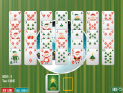 Christmas Golf Solitaire